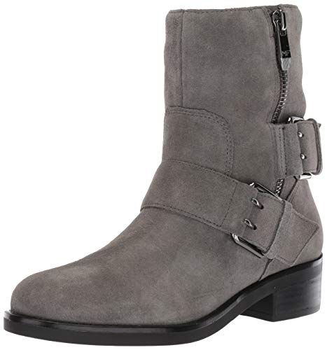 Marc Fisher Women's Parole Ankle Boot, Grey, 7 M US