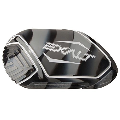 Exalt Paintball Tank Cover - Medium 68-72ci - Charcoal Swirl (Paintball Tank Exalt Grip)