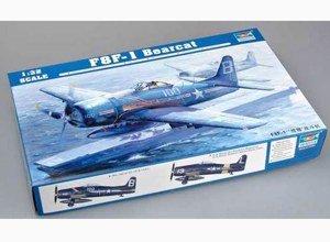 Trumpeter 1/32 F8F1 Bearcat Fighter Model Kit
