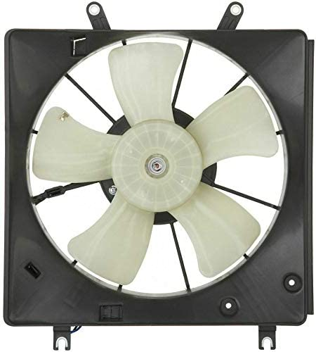 Replacement Radiator Cooling Fan Assembly For Honda Accord
