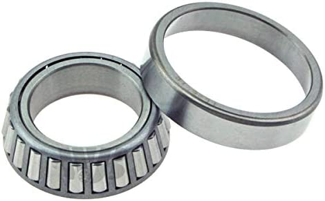 Rear Wheel Bearing//Tapered Roller Bearing WJB WTA39 1 Pack Cross Reference: National A-39// Timken Set46// SKF BR39