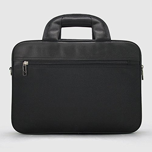 Business Pack Cloth High File Unisex Capacity Oxford Bag Handcarry Casual 1 Black En0qOpw7g