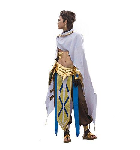 【Akiko】オジマンディアス Ozymandias コスプレ 衣装 コスチューム fate ゲーム 男女二サイズ (XL  男性)