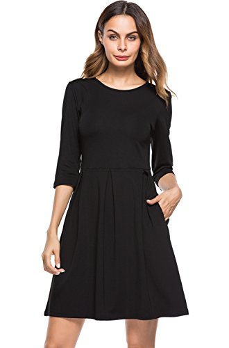 Berydress Womens Sleeve Cocktail Pockets product image