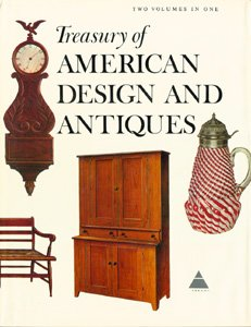 Treasury of American Design and Antiques, 2 Volumes in 1 : A Pictorial Survey of Popular Folk Arts Based Upon Watercolor Renderings in the Index of American Design, At the National Gallery of (Design Index)
