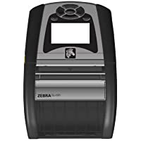 Zebra QLn320 Monochrome LCD Direct Thermal Portable Label Printer with USB Port, 4 in/s Print Speed, 203 dpi Print Resolution, 3 Print Width