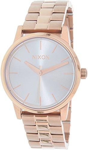 Nixon A361-1045 Ladies The Small Kensington Rose Gold White (Nixon Kensington Rose Gold Watch)