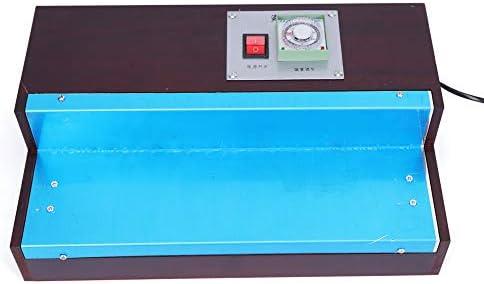 RANZIX - Máquina de envolver cigarrillos manual, 220 V, pequeña caja de perfume de celofán, CW115, caja de cigarrillo de celofán, máquina de enjuague de 0 – 300 °C: Amazon.es: Hogar