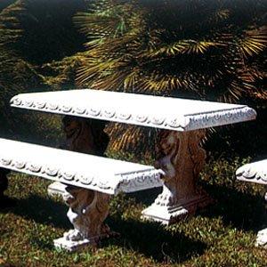 イタリア製 ガーデンファニチャー 角型テーブル B00FGR2UH8