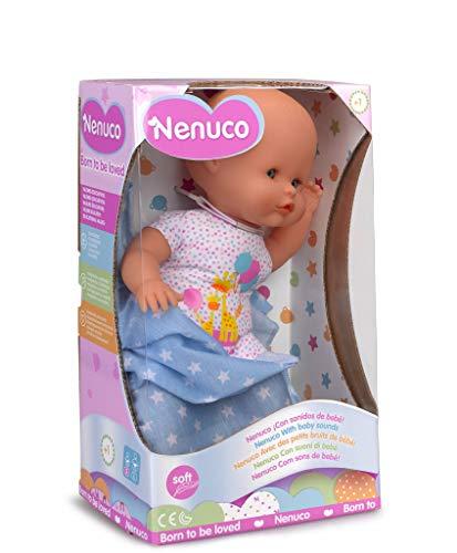 Amazon.es: Nenuco de Famosa- Recién Nacido Muñeco Infantil con ...