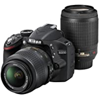 Nikon Digital Single Lens Reflex Camera D3200 - International Version (No Warranty)
