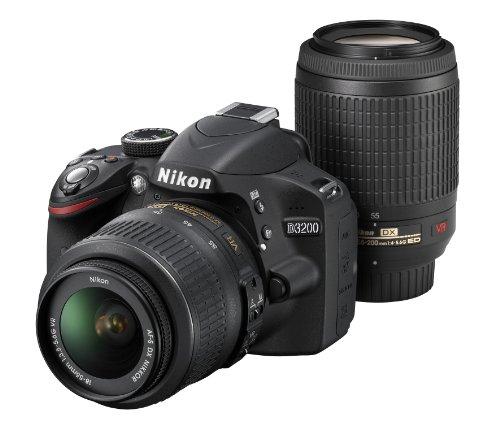 Nikon-Digital-Single-Lens-Reflex-Camera-D3200-International-Version-No-Warranty