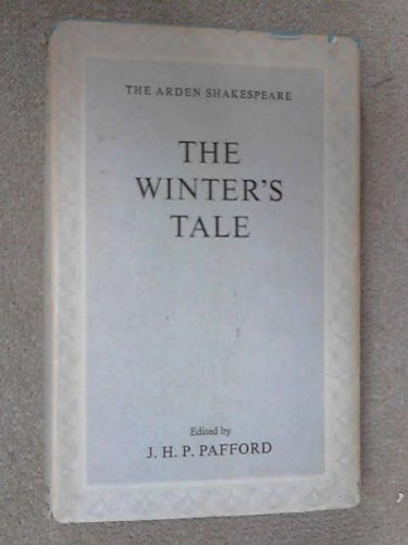 The Arden Shakespeare: The Winter's Tale