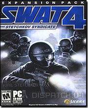SWAT 4: The Stetchkov Syndicate Expansion - Pc 4 Swat