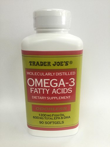Trader Joes Molecularly Distilled Supplement