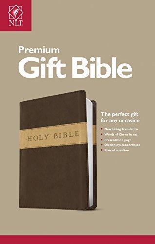 Premium Gift Bible NLT, TuTone (2007-10-01)