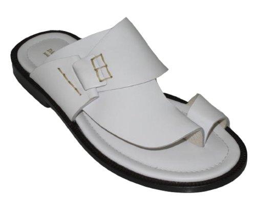 4d05325956e0 Men s Davinci Italian Leather Push Toe Sandals 1099 - Buy Online in UAE.