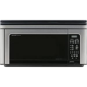 1.1 Cu. Ft. 850W Over-The-Range Convection Microwave Oven in Stainless Steel 5