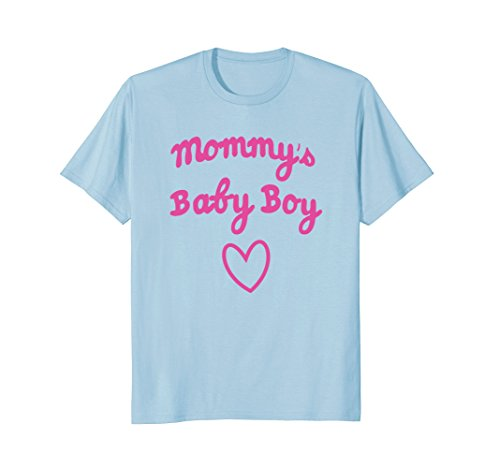 Bottoms Baby Adult (Mens Mommy's Baby Boy T Shirt Cute Men's ABDL Pajama Shirt Large Baby Blue)