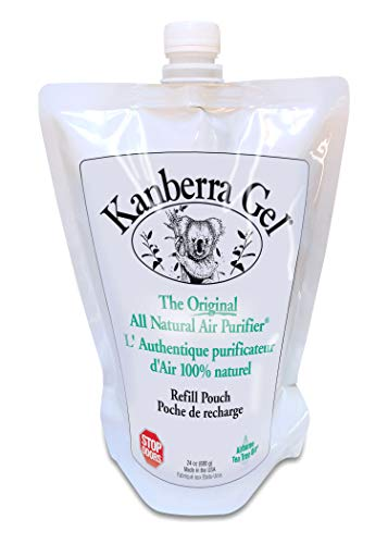 Air Gel Dispenser - KANBERRA GEL Kanberra KG0024P Refill - 24 oz.