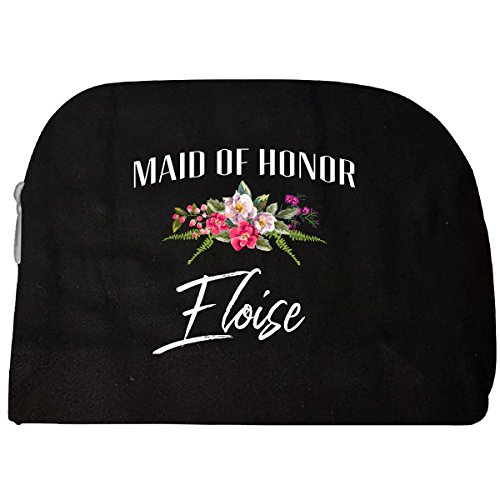 Maid Of Honor Eloise Custom Name Bridal Party Gift - Cosmetic Case - Eloise Cloths