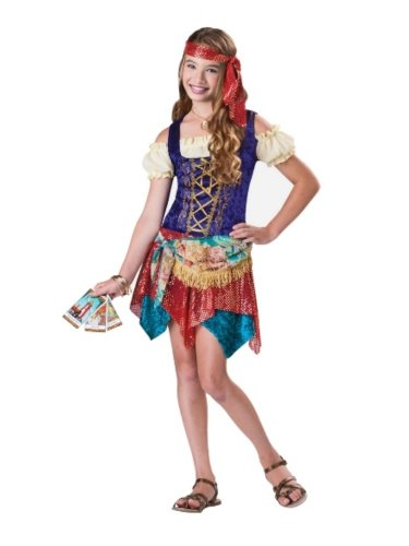 Gypsy's Spell Tween Costume - Large - Gypsy Costumes For Tweens
