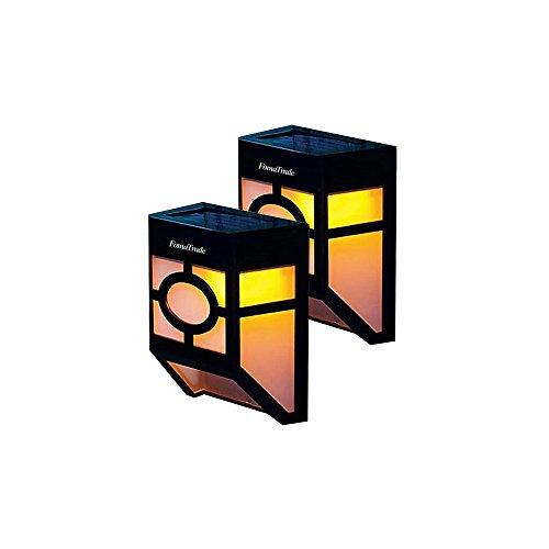 Outdoor Lantern Lights With Sensors - 6