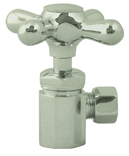 le Angle Stop Shut Off Valve, 1/2