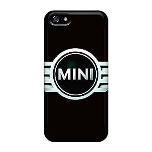 AshtonWells Apple Iphone 5/5s High Quality Hard Phone Cases Allow Personal Design Nice Mini Cooper Skin [Hga7576pCHb]