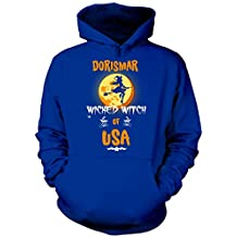 Dorismar Wicked Witch Of Usa. Halloween Gift - Hoodie