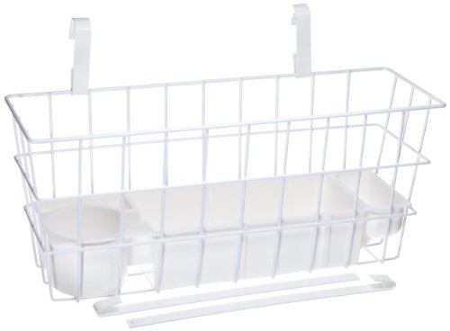 Ableware 703190050 Deluxe Walker Basket by Maddak Inc.