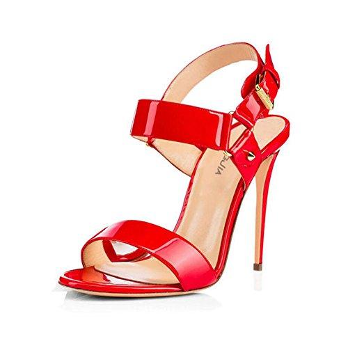 Xdgg Chaussures De Hauts Talons Femmes À Mode Stiletto Sandales rXWCHgqrw