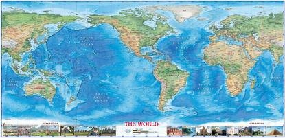 WIDE WORLD Physical World Mega Mural Gloss Laminated: William