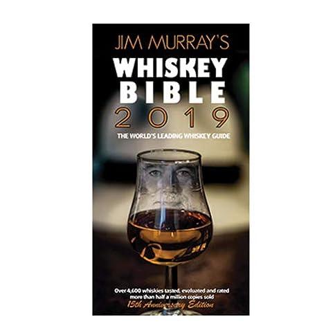 Whiskey Bible 2019 - 41KL7oVp41L - Whiskey Bible 2019 (Jim Murray's Whiskey Bible)