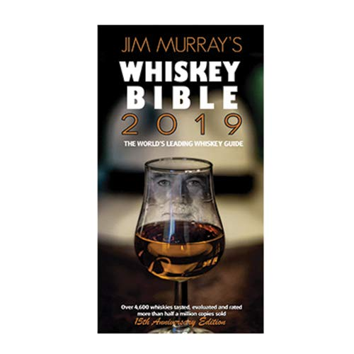 99c1f2e046b Jim Murray s Whisky Bible 2019 2019 (Jim Murray s Whiskey Bible ...