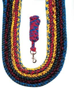 Hy Multi Coloured Lead Rope