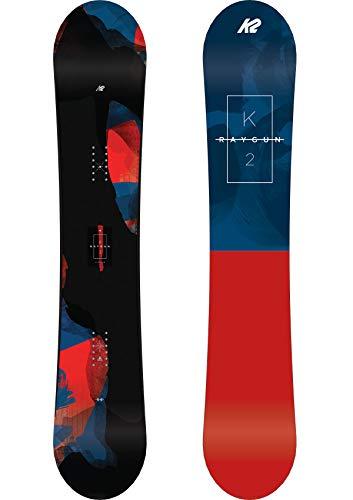 K2 Raygun Snowboard 2019-153cm (K2 Wide Snowboards)