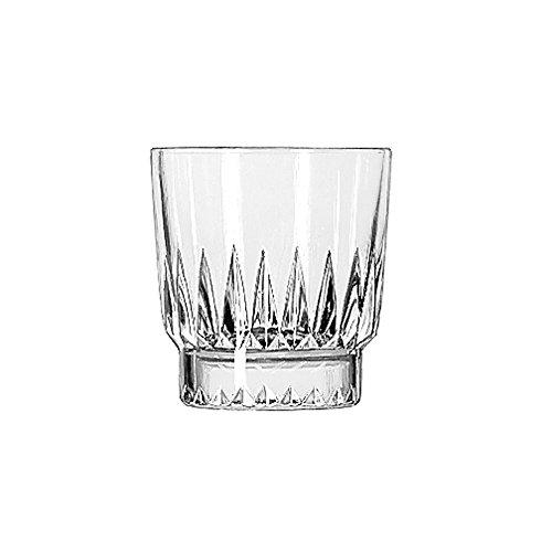 SEPSMWLIB15453 - Libbey glassware DuraTuff Winchester Rocks Glass - 5.5 Ounce by Libbey