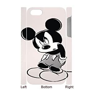 iphone4 Phone Case White Disney Mickey Mouse Minnie Mouse VMN8110902