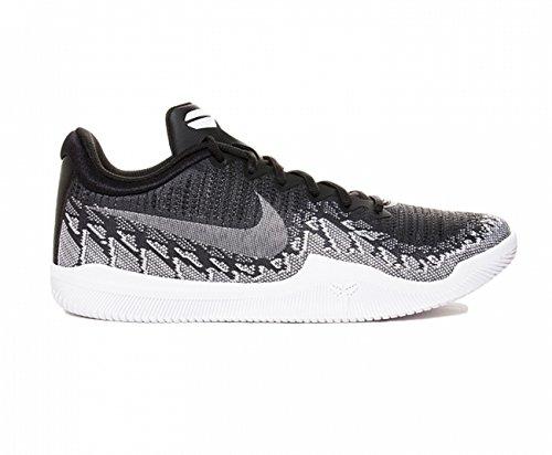 Nike Mens Kobe Mamba Rage Basketball Shoes (7.5, Anthracite/White/Black-M)
