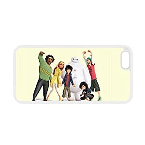 Custom Design With Big Hero For Iphone 6 Plus 5.5 Apple Unique Back Phone Covers For Teen Girls Choose Design 1