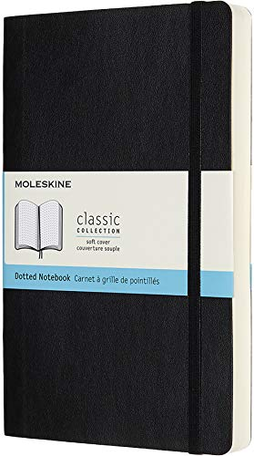 Classics Softcover - Moleskine Classic Expanded Notebook, Soft Cover, Large (5