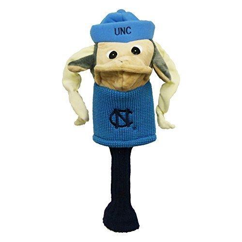 あからさまセクション見分けるNCAA North Carolina Tar Heels Mascot Head Cover