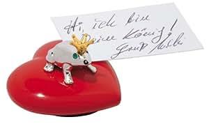 Wedo 2051101 - Pisapapeles con imán diseño príncipe rana