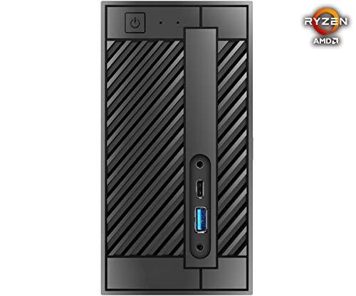 ASRock System DESKMINI A300W AMD AM4 Max.32GB DDR4 HDMI DP D-Sub USB Retail