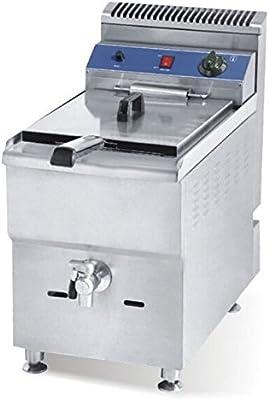 Válvula de descarga horizontal GOWE aceite trípticas! Horno gas FA bedmaker horno gas freidora de presión de gas: 2800~3000 Pa: Amazon.es: Bricolaje y herramientas
