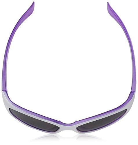 Negro de multicolor Talla Dice White única Negro Talla Gafas Purple Sol Infantiles TCXw5q