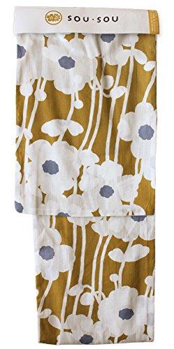 エトナ山既に冷ややかなSOUSOU 高級浴衣 【 ひなたぼっこ 】 プレタ 単品 仕立て上がり レディース