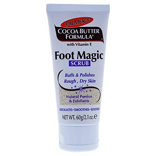 Palmers Cocoa Butter Foot Magic Scrub 2.1oz