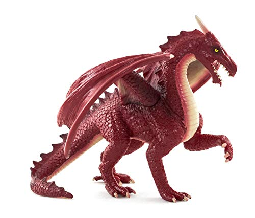 (MOJO Red Dragon Toy Figure)